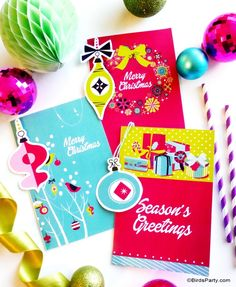 A Holiday Crafting Party with DIY Printables and social media promotion for GraphicStock