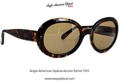 Anglo American Optical Aurora 52mm TOY Aurora, Toy, Sunglasses, American, Clearance Toys, Northern Lights, Sunnies, Shades, Toys