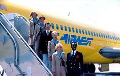 Hughes Airwest - Vintage Airliners