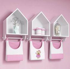 Baby Room Decor, Nursery Decor, Girl Nursery, Girl Room, Kids Storage Furniture, Newborn Room, Crafts To Make, Diy Crafts, Diy Gift Box
