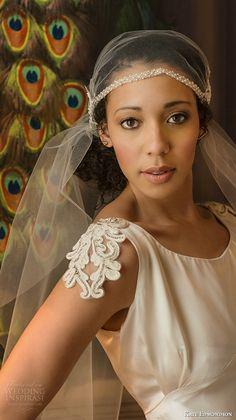 Kate Edmondson 2015-2016 Couture Bridal Collection | Wedding Inspirasi