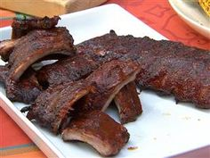 TODAY Food - TODAY Food - chef, Steven Raichlen, serves up beef and pork ribs, grilled corn with barbecue butter and a grilled angel food cake with berry salsa to top it all - http://today.msnbc.msn.com/id/48180481/ns/today-food/#.UAQguHBzoRc