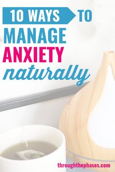 Suffering from anxiety and looking for some relief? Check out these 10 ways to manage anxiety naturally. These mental health tips are great for lowering your stress levels and finding relief from panic attacks as well as general anxiety. Give them a try! #mentalhealthtips #anxietytips Anxiety Self Help, Anxiety Tips, Mental Health Crisis, Mental Health Disorders, Meditation Scripts, 30 Day Yoga, Spirituality Books, Anxiety Treatment