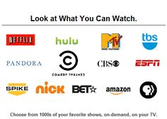 How to Ditch Your Cable Bill & still watch your TV shows without the high price! Very practical ideas that save you tons.