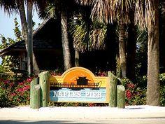 Naples Florida Pictures | Beachscapes - Naples Pier