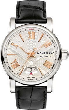 Montblanc presents:Montblanc Star 4810 Automatic