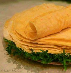 Tortilla - Placki - Przepis - Słodka Strona Food And Drink, Dinner, Ethnic Recipes, Pierogi, Fit, Dining, Shape, Food Dinners, Dinners