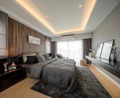 A Sprawling Modern Home in Bangkok
