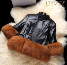 34.87$  Buy now - https://alitems.com/g/1e8d114494b01f4c715516525dc3e8/?i=5&ulp=https%3A%2F%2Fwww.aliexpress.com%2Fitem%2F2015-AUTUMN-WINTER-CHILDREN-FAUX-Fur-COAT-LEATHER-JACKET-COAT-Girl-coat-winter-FOX-FUR-COAT%2F32504053520.html - 2015 AUTUMN&WINTER CHILDREN FAUX Fur COAT LEATHER JACKET COAT Girl coat winter FOX FUR COAT size:100cm-150CM