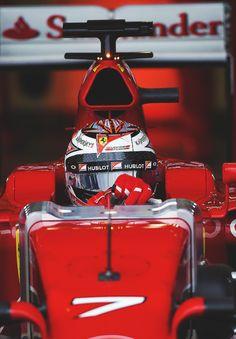 Jerez Winter Testing — Kimi Räikkönen