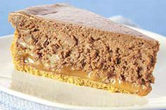 Enhance your cheesecake repertoire with delicious caramel and pecans. This caramel-pecan cheesecake features a crushed vanilla wafer crust and tangy sour cream. PHILADELPHIA Caramel-Pecan Cheesecake is great for any holiday buffet. Pecan Cheesecake, Cheesecake Desserts, Just Desserts, Delicious Desserts, Dessert Recipes, Pineapple Cheesecake, Dessert Ideas, Caramel Pecan, Cream Cheese Recipes