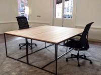 Tafel Soho at the office by VM-Design