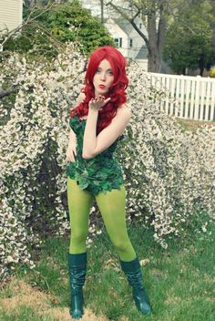 Poison...Poison Ivy :D (And some Steampunk Robin) - CLOTHING
