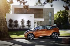 """Luxury car maker BMW AG unveiled a new electric concept car called the i3 Concept Coupe at the Los Angeles International Auto Show."""