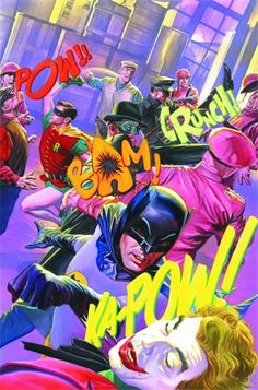 #Batman 66 Meets Green Hornet #6 - Midtown Comics ®....#{T.R.L.}