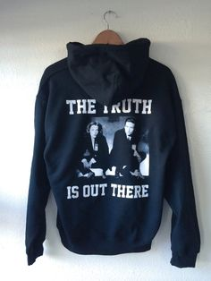 The Truth Is Out There - Youth Crew Pullover Hoodie