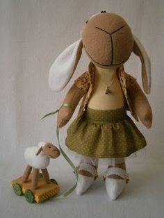 МК - как шить овечку.. Обсуждение на LiveInternet - Российский Сервис Онлайн-Дневников