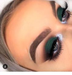 ideas for makeup sencillo ojos verdes ideas for simple makeup green eyes Cute Makeup, Glam Makeup, Gorgeous Makeup, Makeup Geek, Simple Makeup, Makeup Inspo, Makeup Addict, Makeup Inspiration, Makeup Ideas