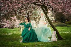 Spring cakes and princess mood