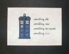 Creative Cross-Stitch, Nerdy Needlework|Geek Crafts