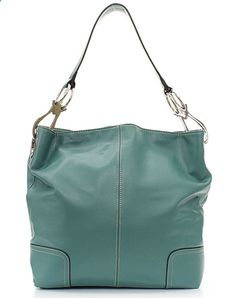 Casual Teal Hobo on Emma Stine Limited. Love the color