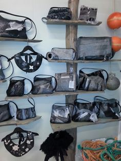 Arfleifð- heritage from Iceland. Accessories, handbags, collars, bracelets and clothing made from fish leather, reindeer-, sheep- and seal skin. All byproducts from Icelandic food industry