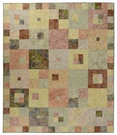 Busy Bee Quilt Designs Hip To Be Square : 1000+ images about Hip To Be Square Quilt on Pinterest Square quilt, Squares and Flannel quilts