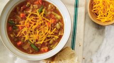 For a flavourful meal try this Tre Stelle Hearty Lentil, Pesto and Cheddar Soup. Pesto, Lentil Soup Recipes, Food Network Canada, Feel Good Food, Chowder Recipes, Hot Soup, Seasonal Food, Foods With Gluten, Soups And Stews