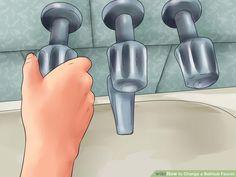 Change A Bathtub Faucet