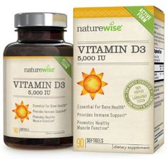 5 Best Vitamin D3 Supplement - The Pretty You