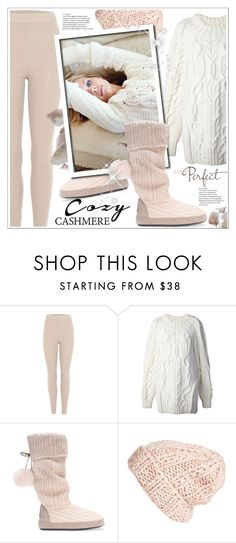 """""""Cozy"""" by stranjakivana ❤ liked on Polyvore featuring adidas Originals, Vera Wang, Free People and Victoria's Secret"""
