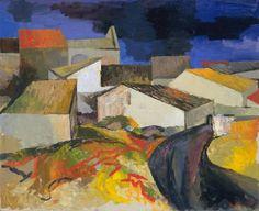 Renato Guttuso 'Santa Panagia (Sicily)', 1956 © DACS, 2016