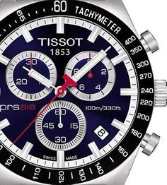 Men's Watches - TISSOT PRS 516 QUARTZ CHRONOGRAPH **BLUE** was sold for R2,700.00 on 12 Dec at 14:02 by TimeKeepers in Durban (ID:169802193)
