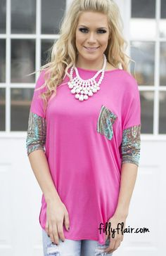 Peace Love and Paisley Dolman - Perfect for spring! Get your at Filly Flair Today!