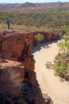 Trephina Gorge, East MacDonnell Ranges