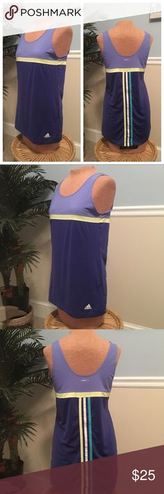 ADIDAS TANK excellent condition, no flaws adidas Tops Tank Tops