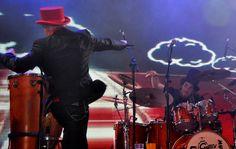 Netinho no seu show no Copacabana Palace, no Rio de Janeiro, em 12/05/2012