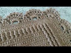 Crochet Shawl, Crochet Doilies, Crochet Flowers, Crochet Stitches, Diy Crafts Crochet, Crochet Home, Free Crochet, Crochet Designs, Crochet Patterns