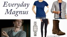 The Nerdy Girlie: Everyday Cosplay: Tom Hiddleston Spirit Week 2014