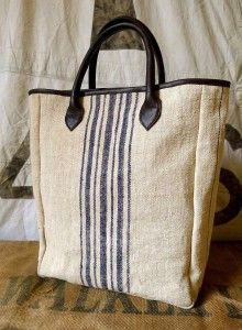 Hungarian Rope Handle Tote