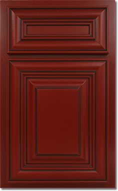 Kitchen Cabinets Red a bit too red - barn red kitchen cabinets - bing images | for the