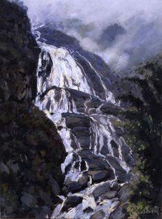 artist Sun Jingbo (b1945, Mouping County, Shandong Province, China)