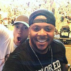 Eminem and Mr Porter