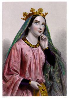 Who Were the Plantagenet Queens of England?