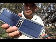 Powertraveller Powermonkey Explorer Solar Portable Charger - Survival Zo...