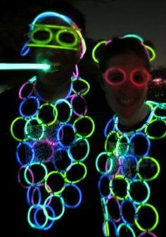 Glow Bracelet Fun! https://glowproducts.com/us/standard-glow-bracelets-assorted-colors