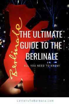 2020 Update: The most thorough Berlinale guide you'll find online! How to get Berlinale tickets, how to choose films and a bunch of up-to-date tips. Travel Ads, Travel Images, Beautiful Places To Visit, Amazing Places, Travel Literature, Virtual Travel, Take Better Photos, Get Tickets, Travelogue
