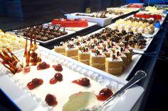 Desserts buffet at RIU hotel Sri Lanka review - All Inclusive