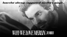 *sniff, i miss him. he loved and cared for Merlin no matter what