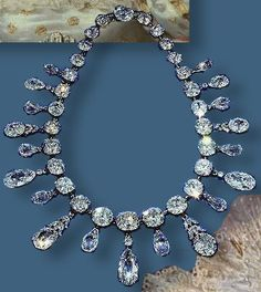Diamond Necklace of Empress Marie-Louise
